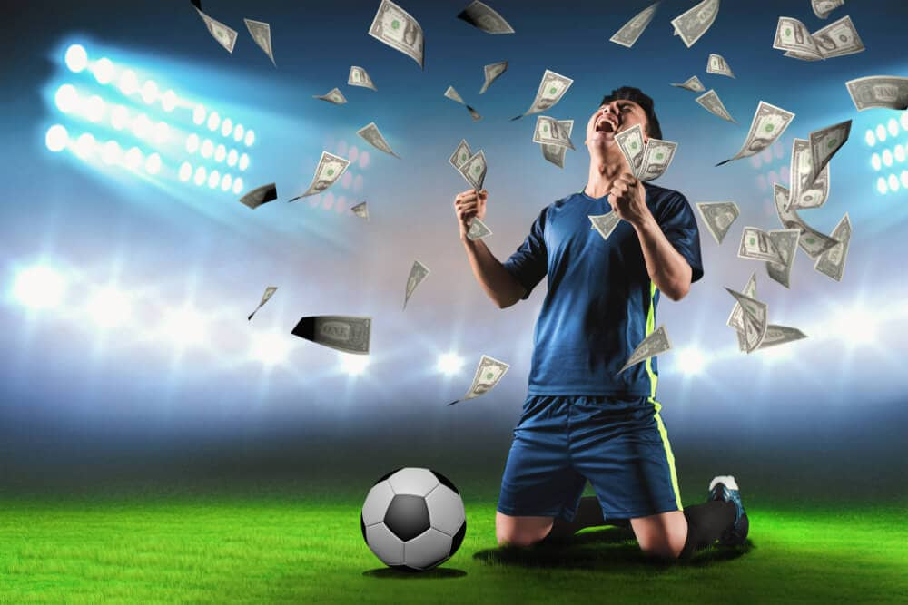 bonus football betting